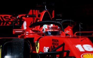 Formula 1, test Barcellona