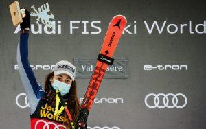 Goggia vince Coppa di discesa dopo cancellazione gara a finali di sci